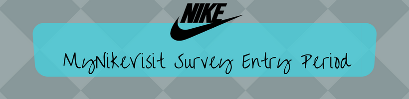 MyNikeVisit Survey