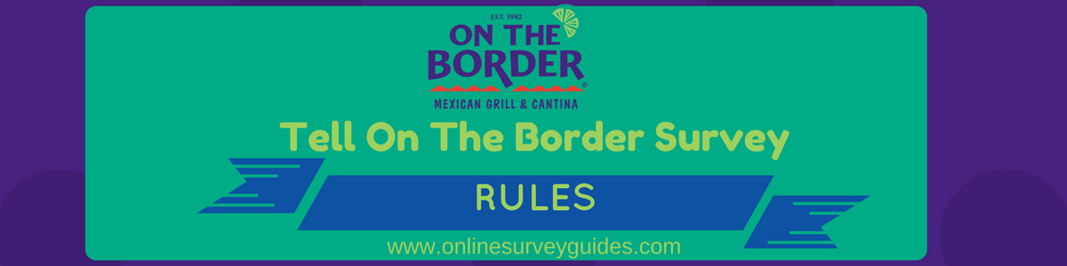 Tell On The Border Survey
