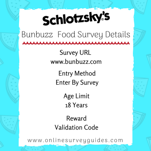 Bunbuzz Survey